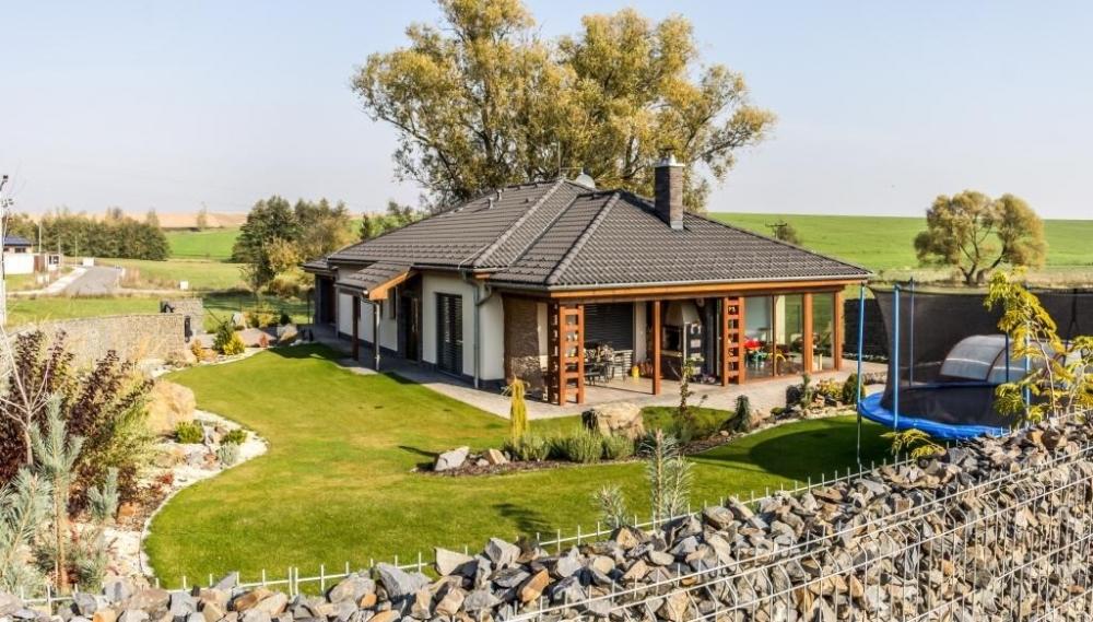 Stavba jednopodlažních domů